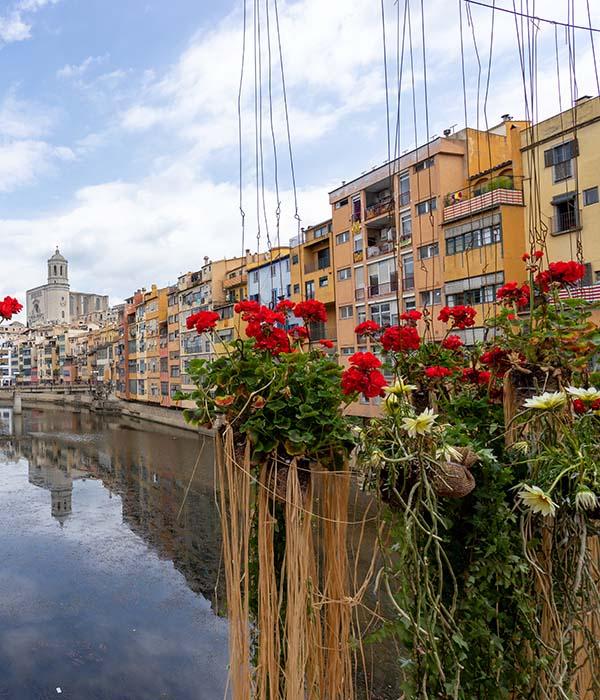 Pont de Ferro. Taxi Palamós y Calonge te lleva de ruta turística por Girona, Costa Brava